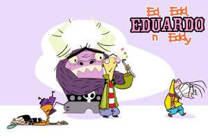 Ed, Edd, Eduardo n' Eddy 2 by hoodboy33
