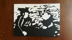 Kouji and Takuya Spray Paint by CloudsOfVision