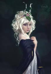 Portrait of Fantasy by Erick-Miranda