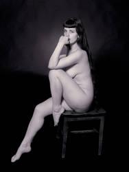 Femme Rodin by Jason-K-Hood