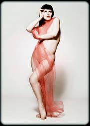 Lady In Red by Jason-K-Hood