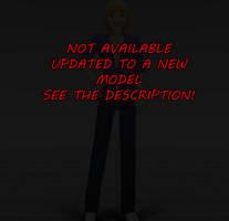 MMD Download: KIO Leon model edit by TotodileDash