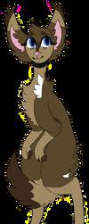 Fullbody for roccdog by SteampunkAlec