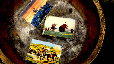 Western Story 1 by segroeg