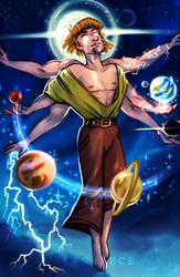 1 percent solution of Zoinks by Segraece