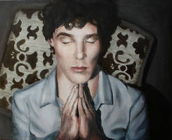 Sherlock / Benedict Cumberbatch by luzifersdaughter