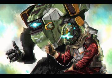 Titanfall 2 by jazzjack-KHT