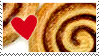 Cinnamon Whirl Stamp by TangyMallow