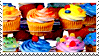 Cupcake Stamp by TangyMallow