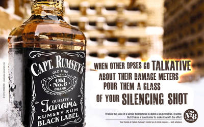 Rumsey's Rum Black Label by cowboykiwi