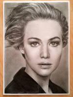 Jennifer Lawrence by anna15