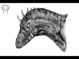 Grey Reptile by Brzozan
