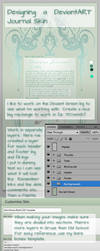 Designing a Journal Part One by gillianivyart