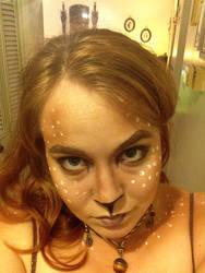 Makeup Test: Faun2 by lolita-chan13