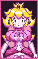 Princess Peach by DangerMD