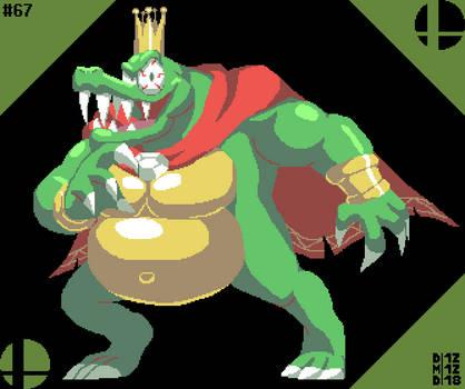 #67: King K. Rool by DangerMD