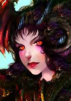 Lilith by Fanelia-Art
