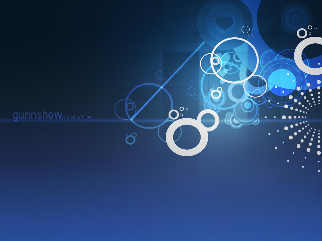 Blue vector by Gunnshow