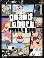 GTA FAMILY GUY by Gunnshow