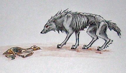 Starvation -79- by Feralhound07