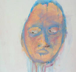 untitled face by jen-r8r
