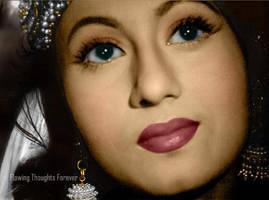 Madhubala - eternal queen by Misty-Lane