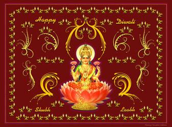 Happy Diwali Greetings by Misty-Lane