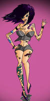 Sex, Tatoo and Rock'n'roll. by Princess-Whit