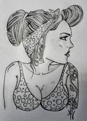 WIP MONA by Princess-Whit