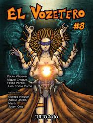El Vozetero 8 Cover by evilself