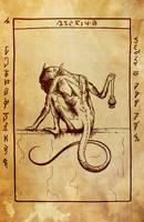 Necronomicon pag 32 by evilself