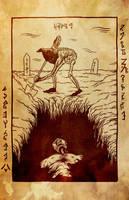 Necronomicon pag 28 by evilself