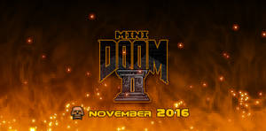 MiniDoom 2 announcement by evilself