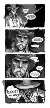 Red Dead Sartorial Differences by hellcorpceo