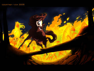 Conflagration by hellcorpceo