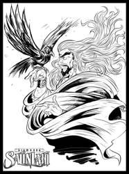 DS: Uwak Inks by minsan