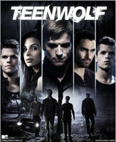 Teen Wolf Poster 2013 - Season 3 by FastMike