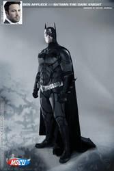 Ben Affleck as Batman The Dark Knight by FastMike