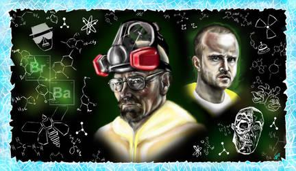 Respect The Chemistry by Vinnyjohn13