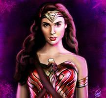 Wonder Woman by Vinnyjohn13