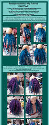 BJD Wig Tutorial PART ONE by BeanSproutMomo