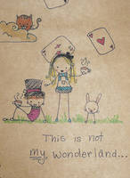 Alice in wonderland? by Pinkie-Perfect