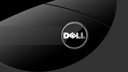 dell wallpaper,gray by coolcat21