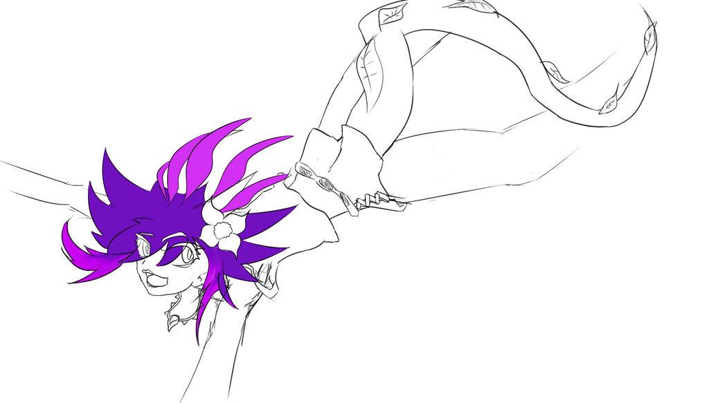 Neeko sketch by MoonBuster