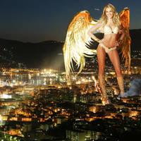 The Golden Goddess by fanta333