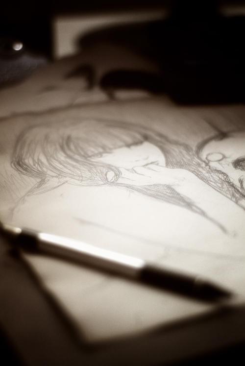 Mel_boceto by s-mordred