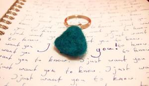 Love-letters II by laracoa