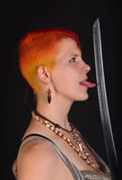 Sharp as the tongue by laracoa