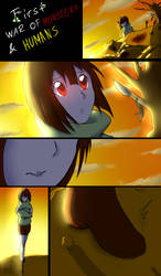 FLAMERSTALE page 1 ch 1 by FLAMERSBLAME