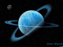New Earth by zakarranda